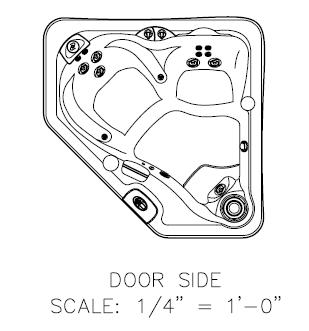SPA CAD圖範例